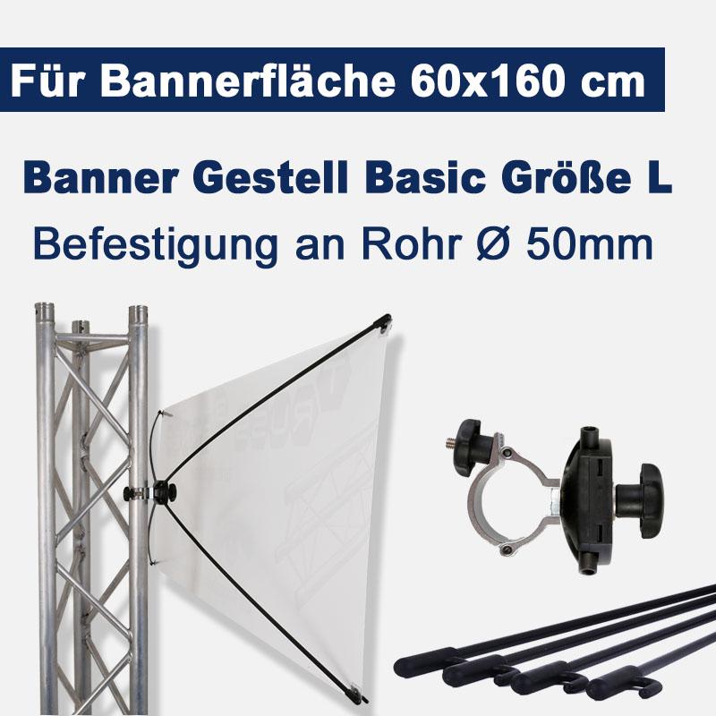 Banner Gestell Basic Göße L